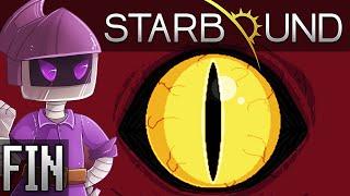 Livestream Aufnahme: Rettung des Universums! | Finale | STARBOUND