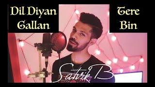 Download Lagu Dil Diyan Gallan   Tere Bin - Satvik B Cover Mp3