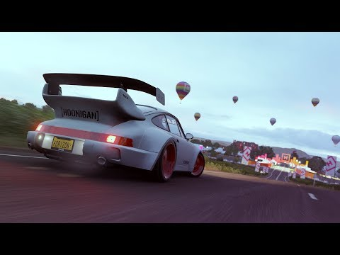 Forza Horizon 4 - Seasons Change Everything | Summer de Forza Horizon 4