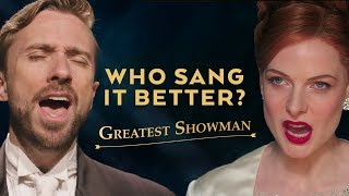 Video Never Enough - The Greatest Showman (Male Version + Real Opera Singer) MP3, 3GP, MP4, WEBM, AVI, FLV September 2018