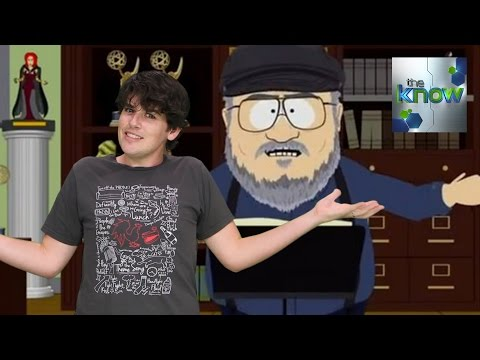 Calls - George R.R. Martin says 'South Park' creators got one MAJOR thing wrong in their parody of Game of Thrones. He wants everyone to know he's team boobie. News By: Joey Aranda Hosted By: Jon...