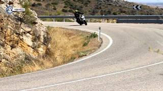 9. Videoprueba Honda CB 500 F - Arpem, EU, 2013