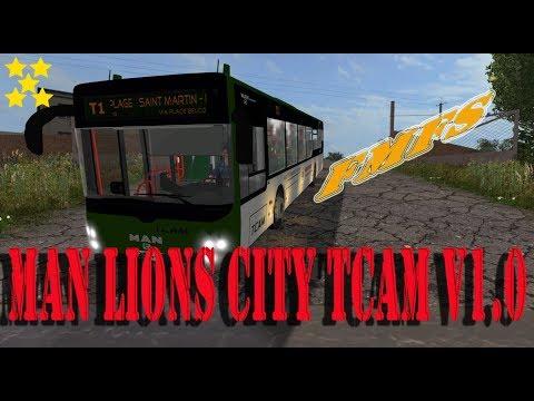 Man lions city tcam v1.0