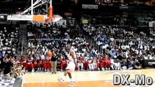 Derrick Favors (Dunk #4) - 2009 McDonald's High School All-American Dunk Contest