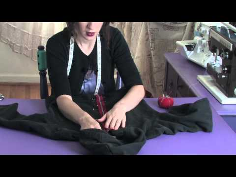 Video Sewing a Zipper Into a Hooded Sweatshirt : Sewing Lessons download in MP3, 3GP, MP4, WEBM, AVI, FLV January 2017