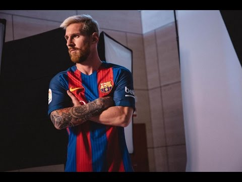 [BEHIND THE SCENES] FC Barcelona Photo Shooting