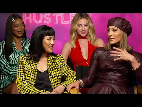 See How the Cast of Hustlers Learned Their Stripper Skills