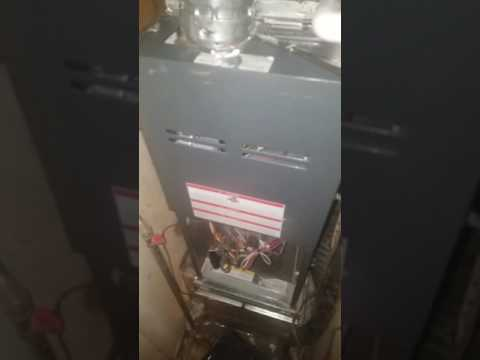 Furnace leaking water quick fix!!
