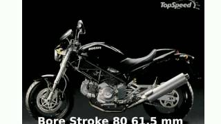 6. 2006 Ducati Monster 620 -  Specs Specification