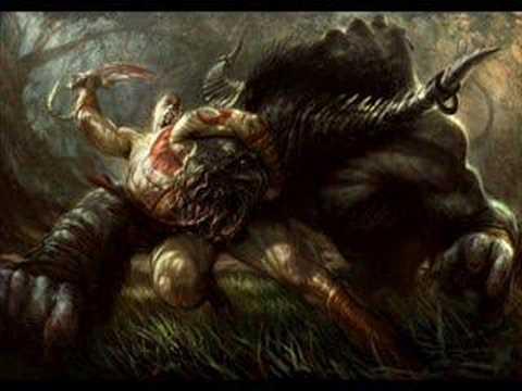 The God of War II Soundtrack OST - Battle In The Bog