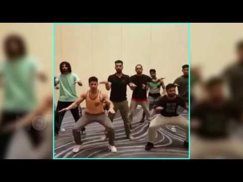 Varun Dhawan V/S Huma Qureshi Beat Pe Booty