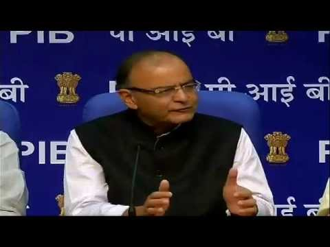 Press Conference by Shri Arun Jaitley on Union Budget 2015: 28.02.2015