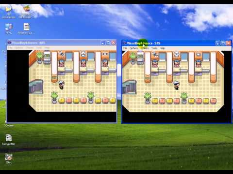 Video 2 de Visual Boy Advance: Cómo conectar dos Visual Boy Advance en un PC