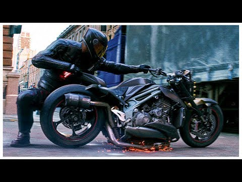 Motorcycle Transformation Scene (3/7) - FAST & FURIOUS: HOBBS AND SHAW