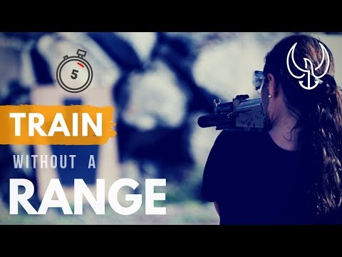 How Can I Practice Shooting Without a Shooting Range? [Chris Sajnog's Five in under 5 FAQ]
