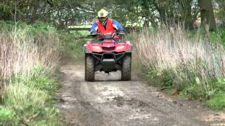 10. Suzuki King Quad ATV's available from Gordon Agri