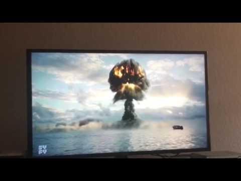 Atomic Shark ending