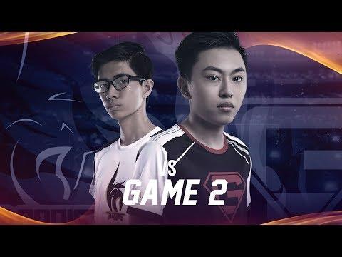 GameTv vs Adonis Esports - Game 2 - ĐTDV Mùa Xuân 2018 - Garena Liên Quân Mobile - Thời lượng: 30:28.