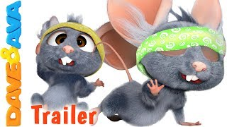 🎯 NEW! THE FARM ANIMALS PUZZLE APP – download for iOS ► https://goo.gl/0tBc0aThree Blind Mice - coming soon: new nursery rhymes from Dave and Ava!Subscribe now for new nursery rhymes - https://www.youtube.com/DaveAndAva?sub_confirmation=1🎺 Watch our 100-minute collection of non-stop nursery rhymes at https://www.youtube.com/watch?v=KkankXz1PbI&list=PLURXwwh2i_mcgwdQrVMmh-txx-g1qRcZX&index=1If you like this video, share it https://www.youtube.com/watch?v=U2uJeEJVRBsDave and Ava is a series of 3D animated nursery rhymes especially for young children, ages 1-6. Each episode features Dave - a boy dressed as a puppy, and Ava - a girl dressed as a kitten, along with their friends.Our nursery rhymes teach your little ones ABCs, numbers, shapes, colors, parts of the body and more! Watch more nursery rhymes from Dave and Ava:👨🌾 The Farmer in the Dell - Trailer  Nursery Rhymes and Baby Songs from Dave and Ava 👨🌾 https://www.youtube.com/watch?v=97ZPSZu1grg😉 The Wheels on The Bus - Part 3  Dave and Ava  Nursery Rhymes and Baby Songs 😉 https://www.youtube.com/watch?v=e2S86QvUQIY🤗 The Wheels on the Bus - Part 3 - Trailer  Nursery Rhymes and Kids Songs from Dave and Ava 🤗 https://www.youtube.com/watch?v=oCdpZMh1Ea8🇬🇧 Five Little Ladybirds - the UK Version  Nursery Rhymes and Baby Songs from Dave and Ava 🇬🇧 https://www.youtube.com/watch?v=PsyyUREmdV8Please like and share to show your support! Our social media profiles:https://www.facebook.com/daveandavatvhttps://twitter.com/daveandava https://www.youtube.com/daveandavaCopyright Dave and Ava LTD © 2017. All rights reserved.