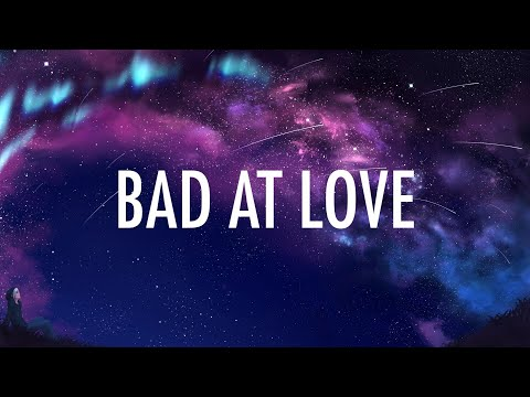 Video Halsey – Bad At Love (Lyrics) 🎵 download in MP3, 3GP, MP4, WEBM, AVI, FLV January 2017