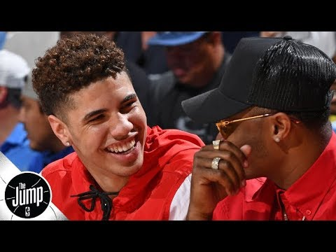 Video: LaMelo Ball will have NBA scouts traveling across the globe to see him - Jonathan Givony | The Jump