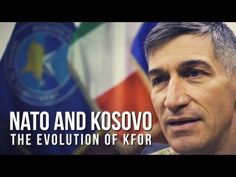 NATO and Kosovo   The evolution of KFOR