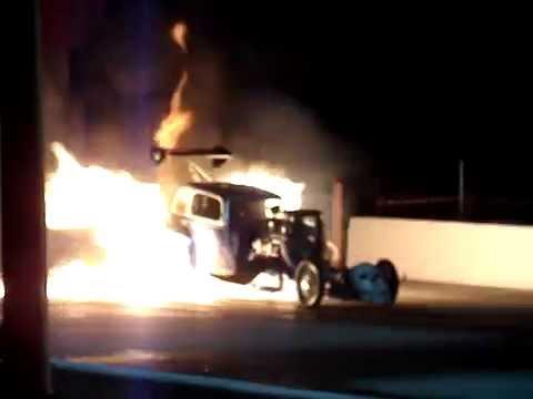 Troy Leibi Fire Burnout MOV03610