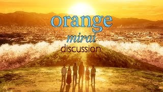 Nonton Orange  Mirai   Anime Movie Discussion Film Subtitle Indonesia Streaming Movie Download