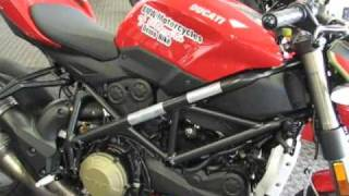 2. Ducati Streetfighter Red 360 view