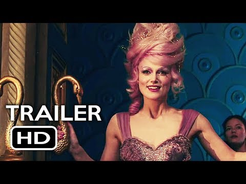 The Nutcracker and the Four Realms Official Trailer #1 (2018) Keira Knightley Disney Movie HD