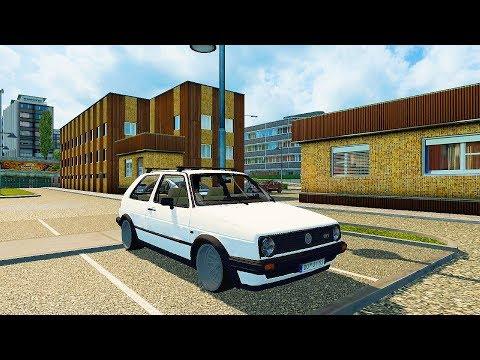 VW Golf Mk2 GTI edited by Traian