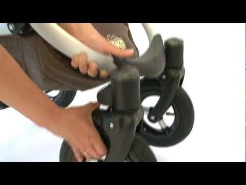 Tako Baby Heaven Line - Видео обзор коляски 2 в 1