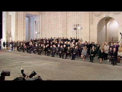 Birinci Dünya Savaşı 100'üncü yılında anılıyor