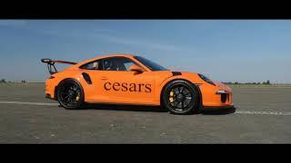 Cesars Secrets Porsche 911, Lamborghini Aventador und Mc Laren