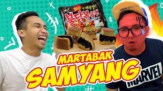 Video MARTABAK SAMYANG Wkwkwkw Enak Gak Ya !? MP3, 3GP, MP4, WEBM, AVI, FLV September 2018