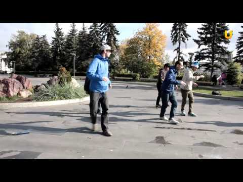 Клубные танцы: Хаус. Видео обучалка.