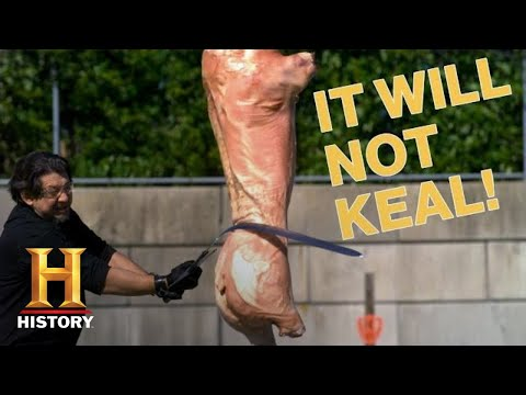 Forged in Fire: 4 EPIC Blades That WOULDN'T KEAL   History