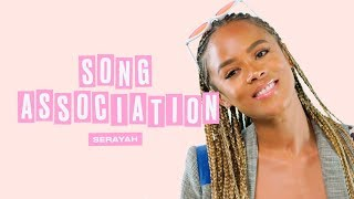 Serayah Sings Destiny's Child, Cardi B, and Justin Bieber in a Game of Song Association | ELLE