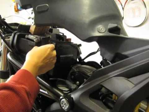 Ducati Battery Tender Kit