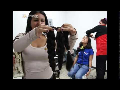 Tu cabello de esperanza