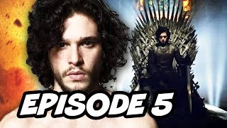 Game Of Thrones Season 7 Episode 5, TOP 10 WTF and Book Easter Eggs. Jon Snow R+L=J Rhaegar Targaryen Reveal, Jon ...
