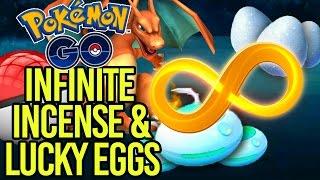 POKEMON GO: INFINITE INCENSE AND LUCKY EGG - EASTER EGG with JIMBOTHY!, pokemon go, pokemon go ios, pokemon go apk