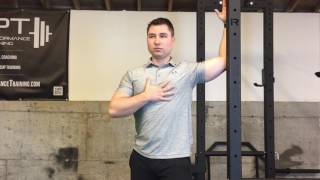 Pec Major Minor Stretch