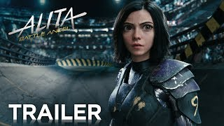 Video Alita: Battle Angel   Official Trailer – Battle Ready [HD]   20th Century FOX MP3, 3GP, MP4, WEBM, AVI, FLV Desember 2018