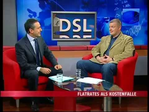 DSL Flatrates als Kostenfalle - Interview Tariftip. ...
