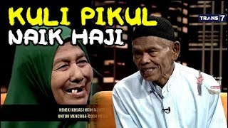 Video Kuli Pikul NAIK HAJI, Rela Menabung Demi Membawa Istri Naik Haji MP3, 3GP, MP4, WEBM, AVI, FLV Januari 2018