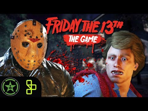 Let's Play  - Friday the 13th with Criken, Tomato, and BedBananas