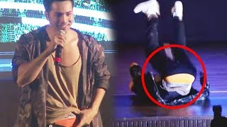 SHOCKING! Varun Dhawan SHOWS His Underwear In Public Video