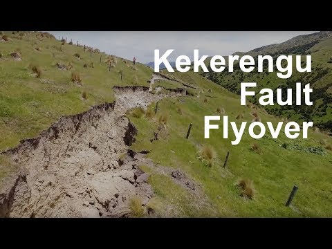 Drone Footage Of The New Zealand Earthquake Aftermath