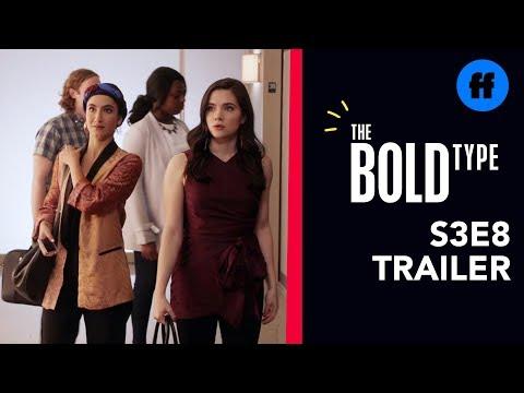 The Bold Type | Season 3, Episode 8 Trailer | Adena Is Back